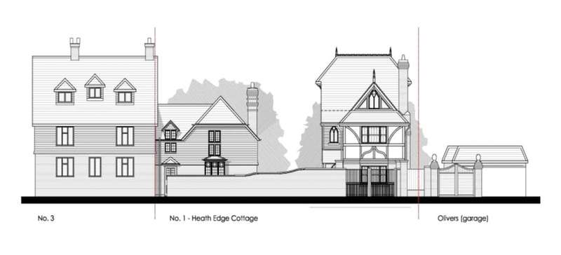 Land Commercial for sale in Heath Edge, 51 High Street, Haslemere, Surrey, GU27