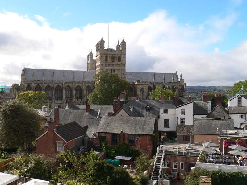 1 Bedroom Flat for sale in Princesshay, Exeter