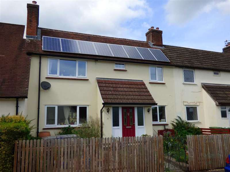 2 Bedrooms Terraced House for sale in Green Street, Chepstow