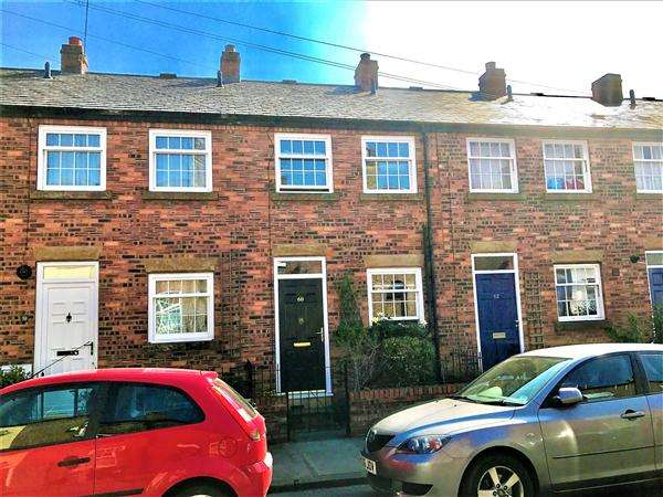 2 Bedrooms Terraced House for sale in St. Georges Street, Macclesfield