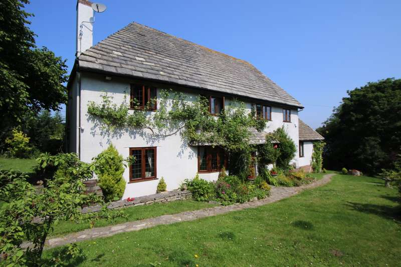 3 Bedrooms Detached House for sale in WEST STREET, CORFE CASTLE