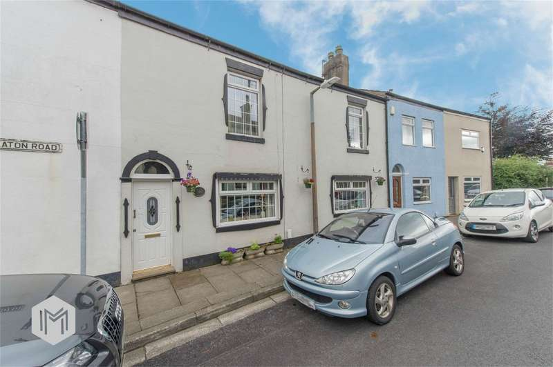 2 Bedrooms Cottage House for sale in Heaton Road, Lostock, Bolton, Lancashire