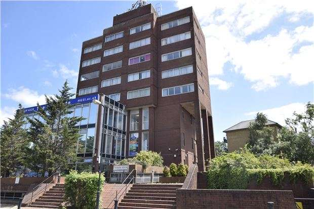 2 Bedrooms Flat for sale in Masons House, 1-3 Valley Drive, KINGSBURY, NW9 9NG