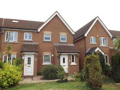 2 Bedrooms End Of Terrace House for sale in Harlow, Essex