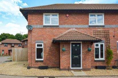 3 Bedrooms Semi Detached House for sale in Bentall Close, Willen, Milton Keynes, Bucks