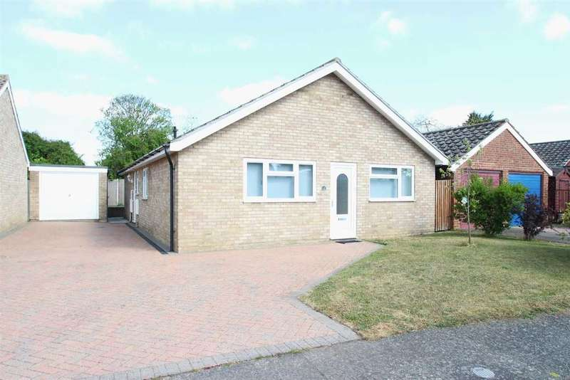 3 Bedrooms Bungalow for sale in Grange Close, Kesgrave, Ipswich