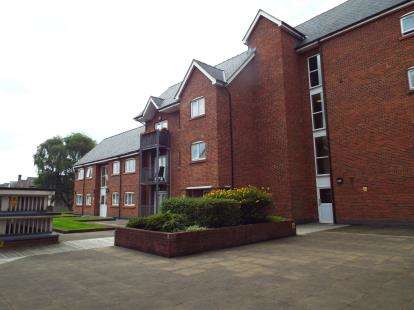 2 Bedrooms Flat for sale in Bevan Court, Dunlop Street, Warrington, Cheshire, WA4