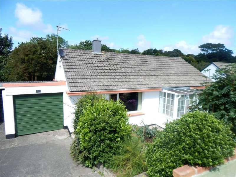 2 Bedrooms Bungalow for sale in Boswergy, Alverton, Penzance