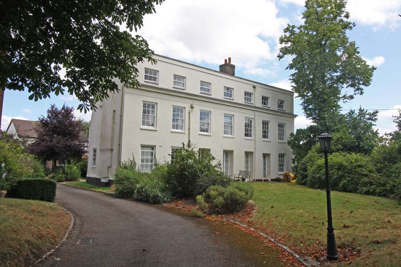 2 Bedrooms Apartment Flat for sale in White Hart Close, Benson