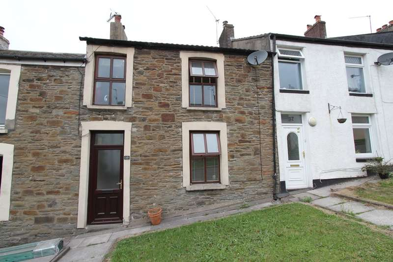 3 Bedrooms Cottage House for sale in Tredegar Street, Rhiwderin, Newport