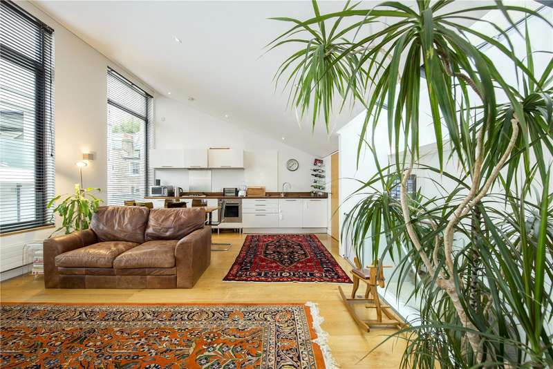 2 Bedrooms House for sale in Shirland Mews, London, W9