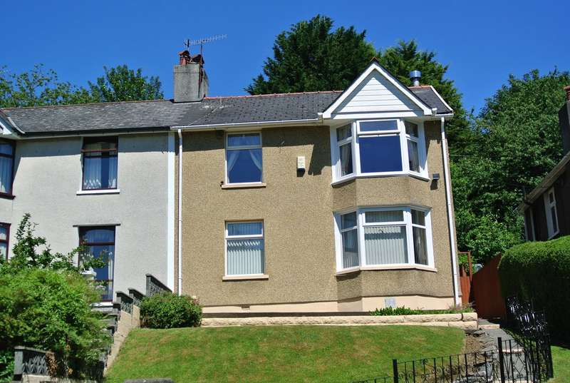 3 Bedrooms Semi Detached House for sale in Hospital Road, Pontnewynydd, Pontypool, NP4