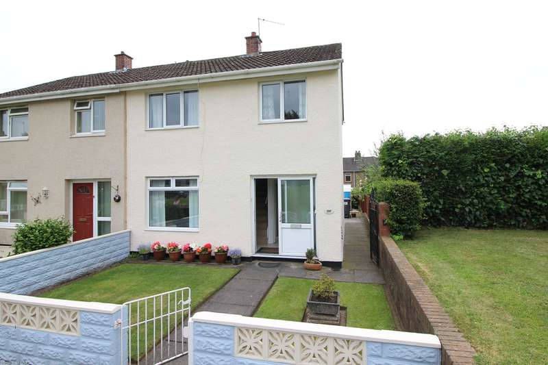3 Bedrooms Terraced House for sale in Henllys Way, Cwmbran, NP44