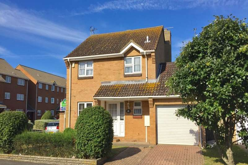 3 Bedrooms Detached House for sale in Collingwood Close, Eastbourne, BN23