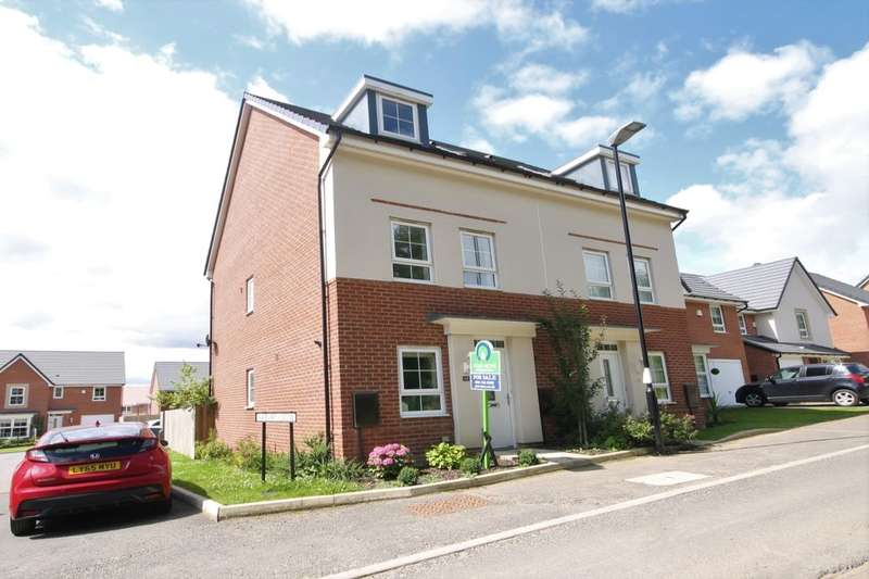 3 Bedrooms Semi Detached House for sale in Barmston Road, Washington, NE38