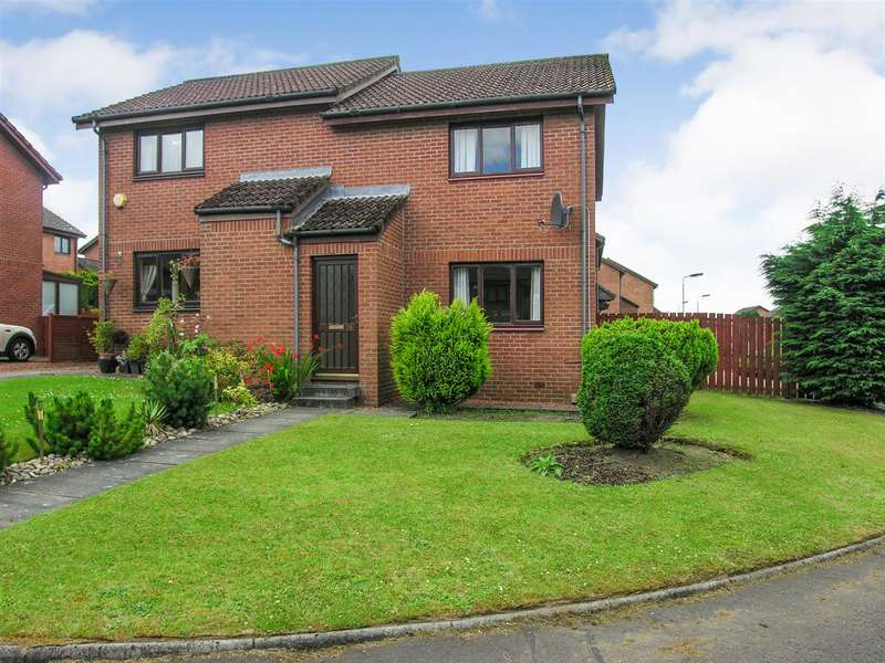 2 Bedrooms Semi Detached House for sale in Blenheim Place, Stenhousemuir