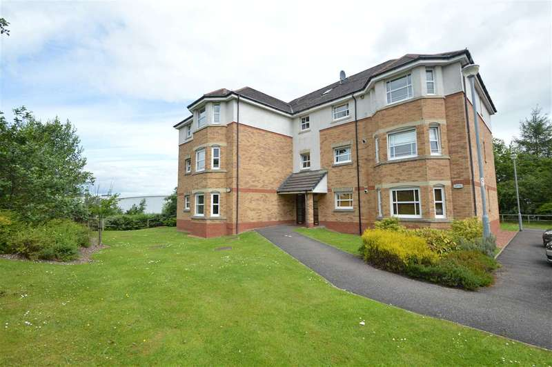 2 Bedrooms Apartment Flat for sale in Helmsdale Close, Blantyre