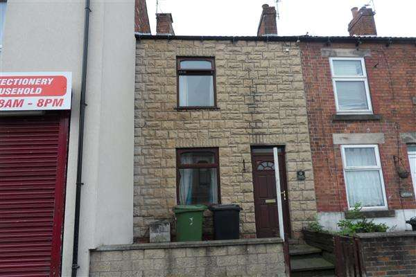3 Bedrooms Terraced House for sale in Derby Road, Heanor