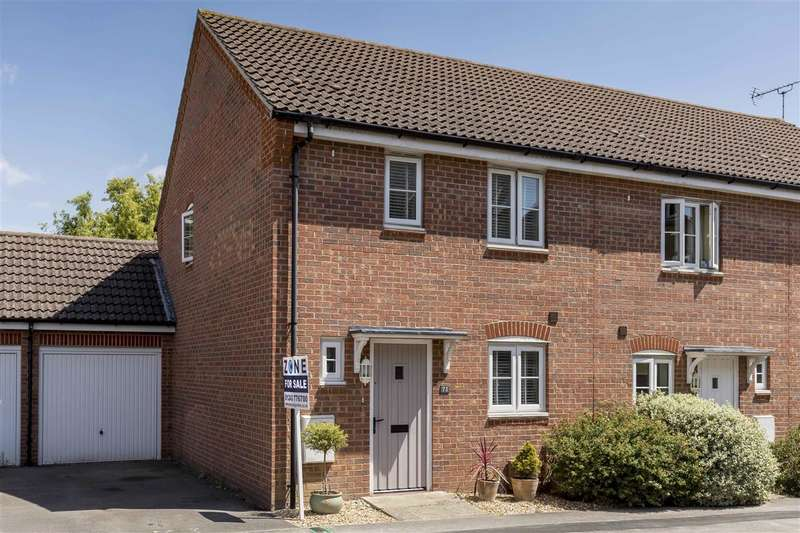 3 Bedrooms End Of Terrace House for sale in Chichester