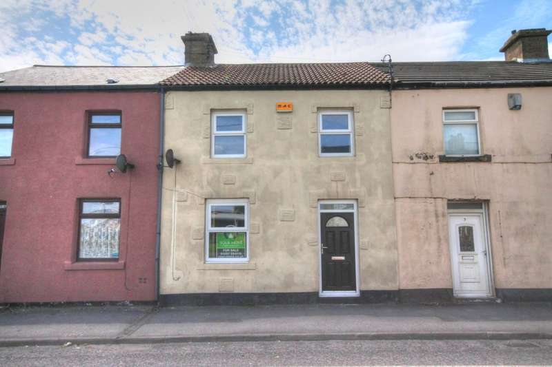 2 Bedrooms Property for sale in Boyd Street, Consett, DH8