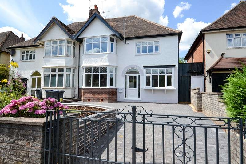 4 Bedrooms Semi Detached House for sale in Bristol Road South, Northfield, Birmingham