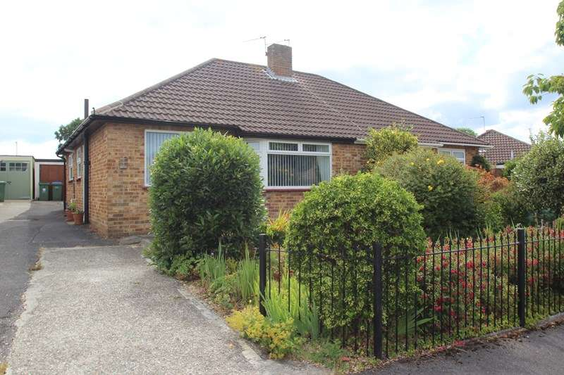 2 Bedrooms Semi Detached Bungalow for sale in Ferneham Road, Fareham