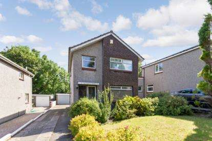 3 Bedrooms Detached House for sale in Tanzieknowe Avenue, Cambuslang, Glasgow, South Lanarkshire