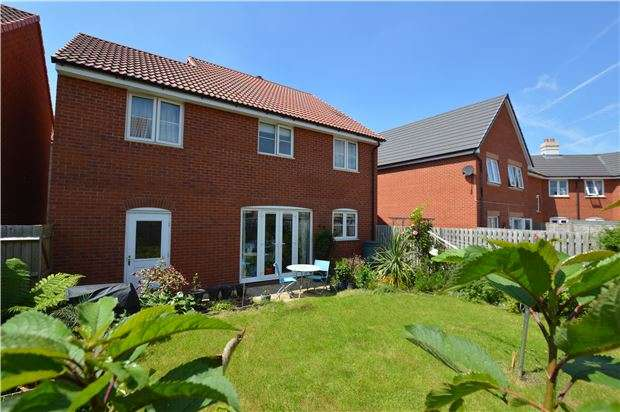 4 Bedrooms Detached House for sale in Hollybrook Mews, Yate, Bristol, BS37 4GB