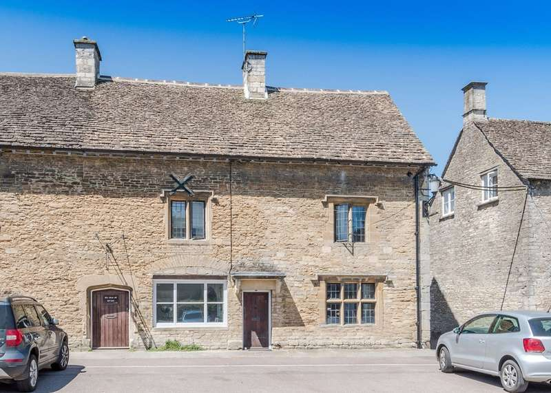4 Bedrooms End Of Terrace House for sale in High Street, Sherston