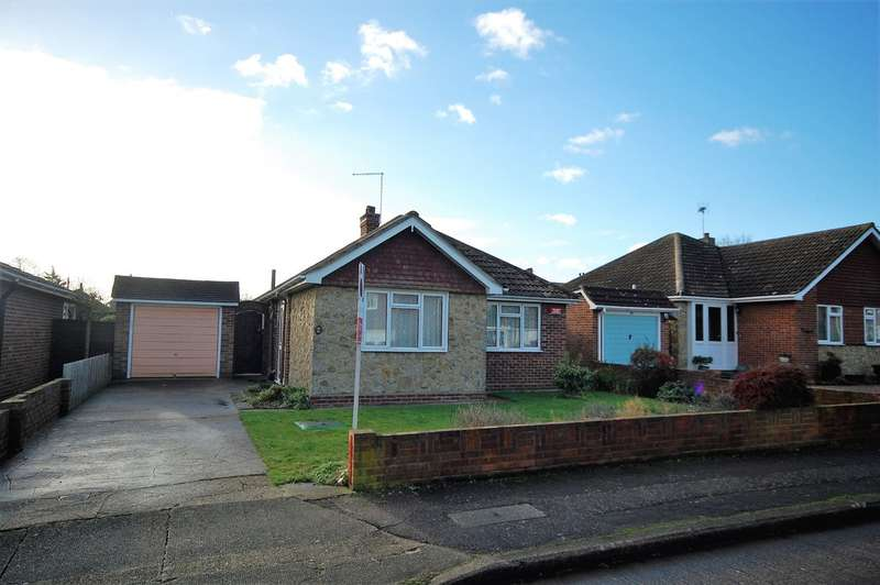 2 Bedrooms Detached Bungalow for sale in Summerfield Avenue, Whitstable