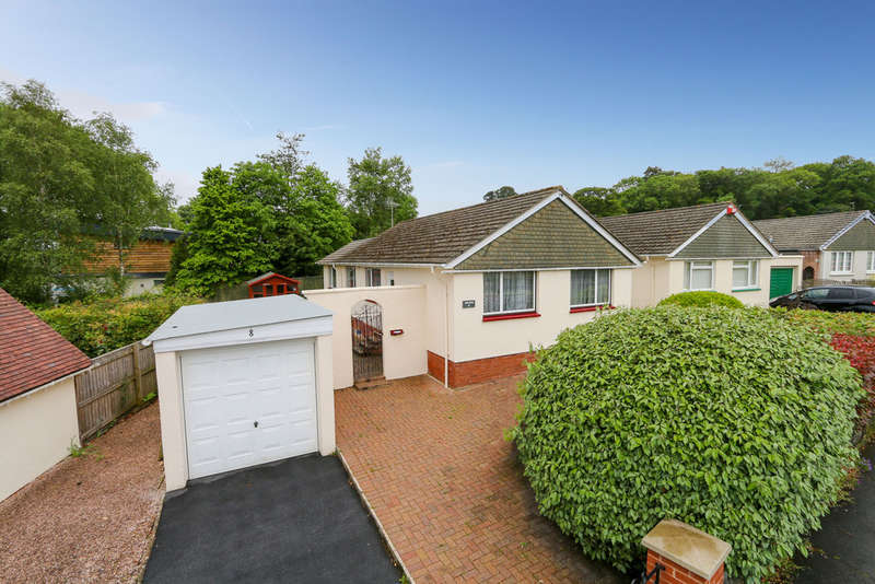 2 Bedrooms Detached Bungalow for sale in Indio Road, Bovey Tracey