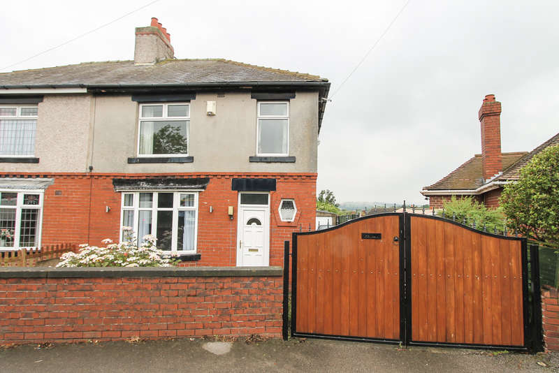3 Bedrooms Semi Detached House for sale in Keresforth Hall Road, Barnsley