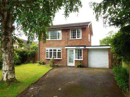 3 Bedrooms Detached House for sale in Ffordd Y Llan, Treuddyn, Mold, Flintshire, CH7