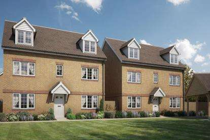 5 Bedrooms House for sale in The Green, Stotfold
