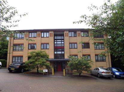 1 Bedroom Flat for sale in Albion Place, Campbell Park, Milton Keynes, Buckinghamshire