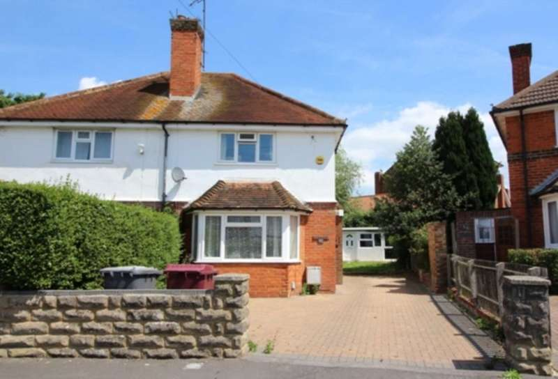 2 Bedrooms Semi Detached House for sale in Landrake Crescent, Reading