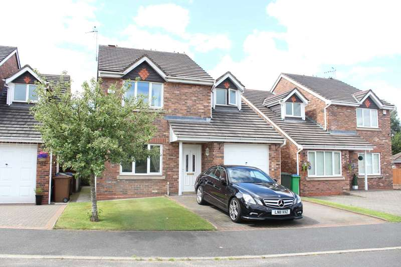 4 Bedrooms Detached House for sale in Retford Avenue, Rochdale