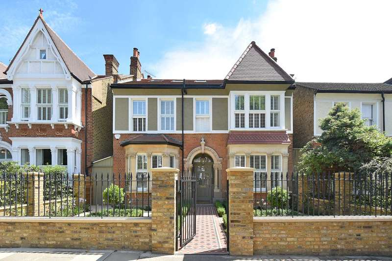 5 Bedrooms Detached House for sale in North Avenue, Ealing