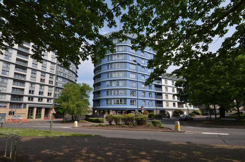 2 Bedrooms Flat for sale in The Exchange, Woking, GU22