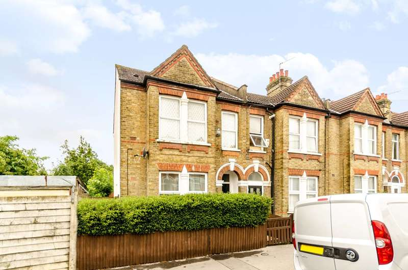 2 Bedrooms Flat for sale in Natal Road, Thornton Heath, CR7
