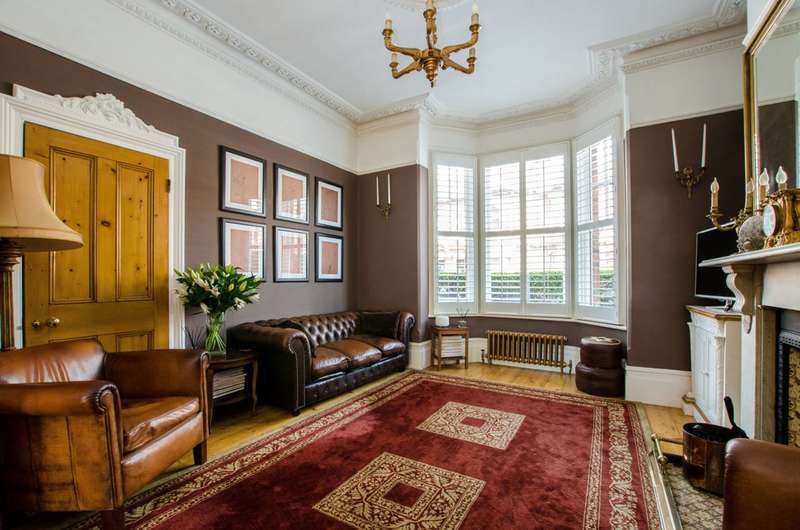 5 Bedrooms House for sale in Thornbury Road, Clapham Park, SW2