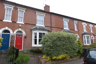 3 Bedrooms Terraced House for rent in Margaret Road, Harborne
