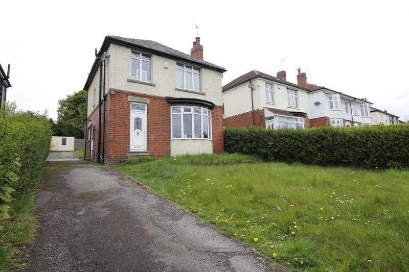 3 Bedrooms Detached House for sale in Halifax road, Sheffield, South Yorkshire, S35
