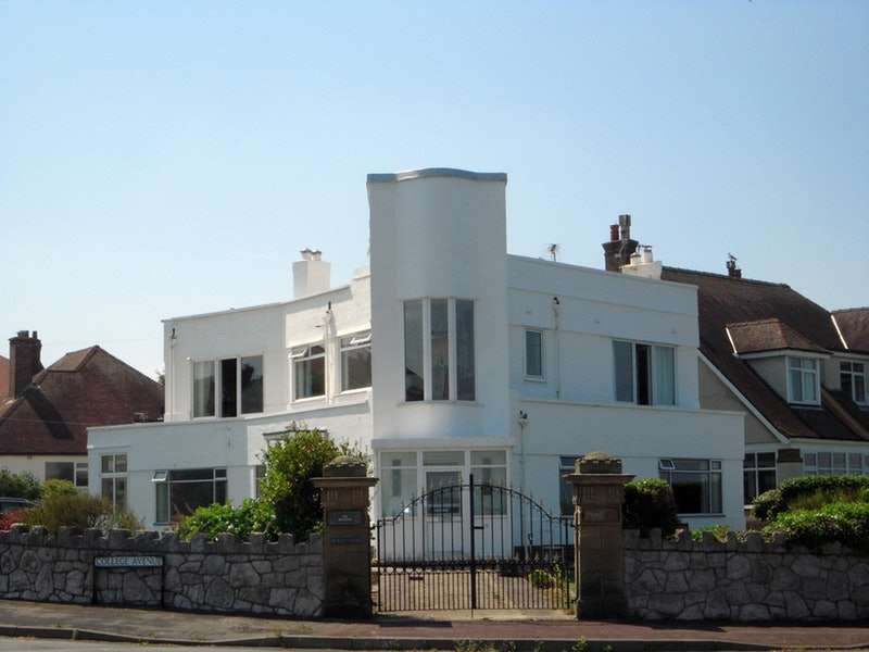 6 Bedrooms Detached House for sale in Marine Drive, Rhos on Sea, Colwyn Bay, Conway, LL28