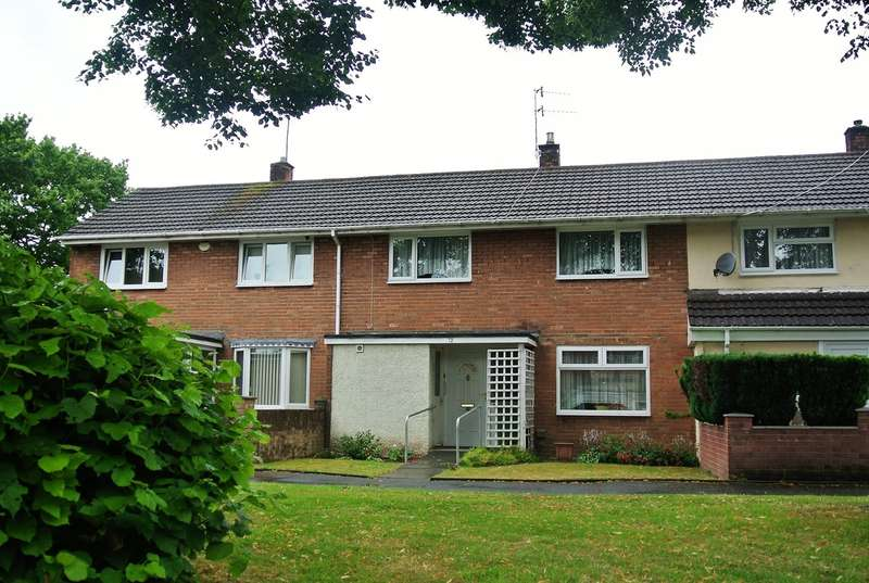 2 Bedrooms Terraced House for sale in Fetty Place, Two Locks, CWMBRAN, NP44