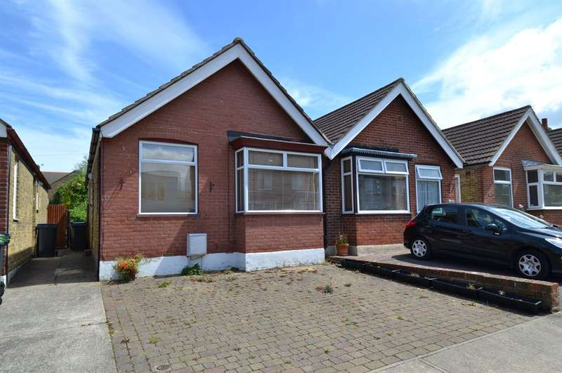 2 Bedrooms Semi Detached Bungalow for sale in Baliol Road, Tankerton, Whitstable