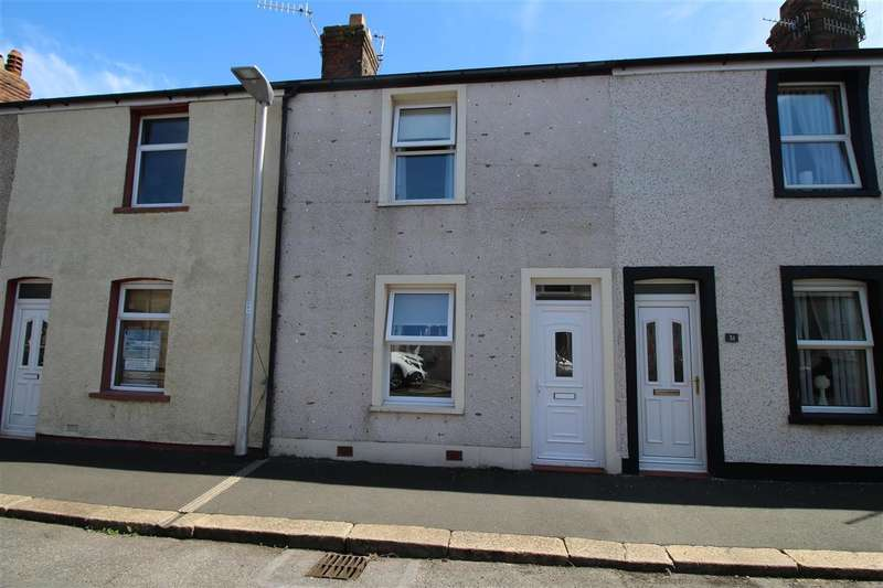 2 Bedrooms Terraced House for sale in Oxford Street, MILLOM