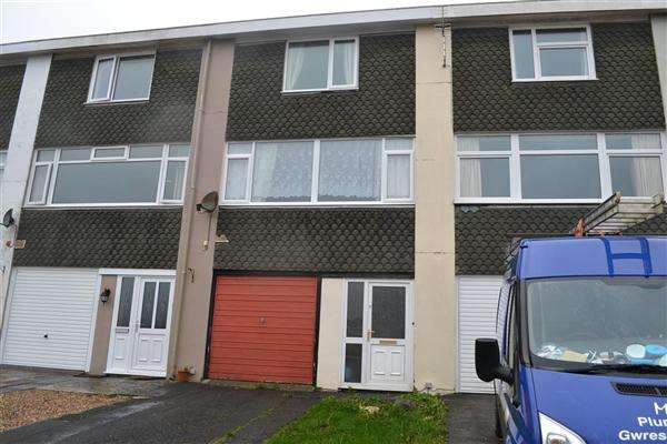 4 Bedrooms Terraced House for sale in Heol Y Wawr, Pentremeurig, Carmarthen