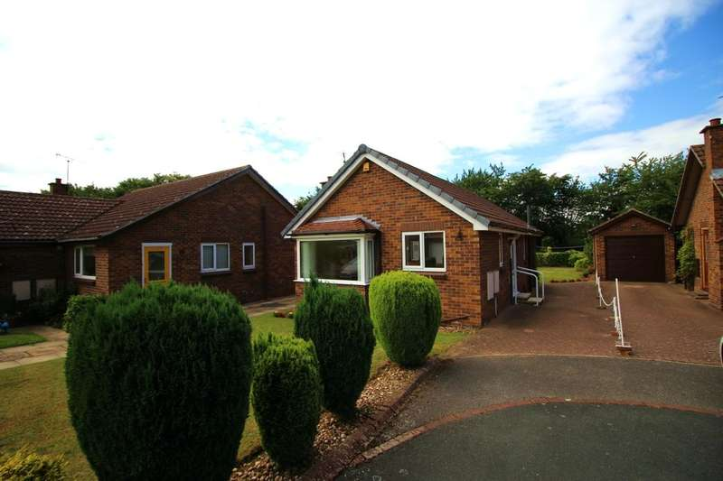 2 Bedrooms Detached Bungalow for sale in Sunningdale Close, Bessacarr, Doncaster, DN4