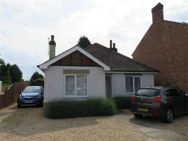 3 Bedrooms Detached Bungalow for sale in Church Street, Pinchbeck, Spalding, Lincolnshire